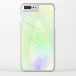 Pattern 2017 002 Clear iPhone Case