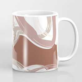Terra Cotta Canyon I Coffee Mug