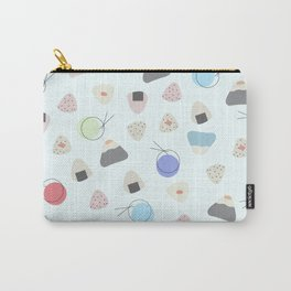 Sushi rolls pattern Carry-All Pouch