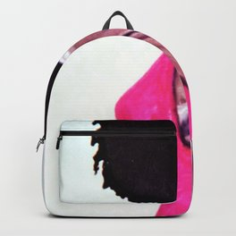 Afro chica... Backpack