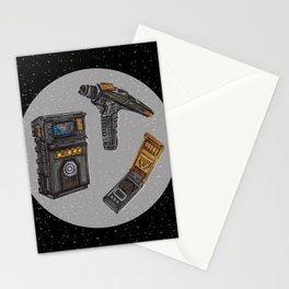 Discovery ST Utilities Stationery Cards