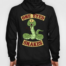 One Eyed Snakes Hoody