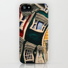 Prescott Street iPhone Case