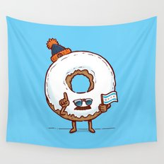 The Chicago Donut Wall Tapestry
