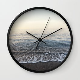 Towards the summer Wall Clock
