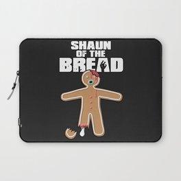 Shaun Of The Dead (Shaun Of The Bread) Laptop Sleeve