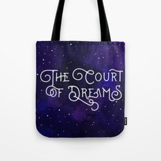 The Court of Dreams - A Court of Mist and Fury by Sarah J. Maas Tote Bag