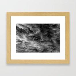 ama no hara - ni Framed Art Print
