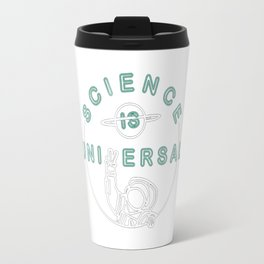 Bill Nye's Official Science is Universal Travel Mug