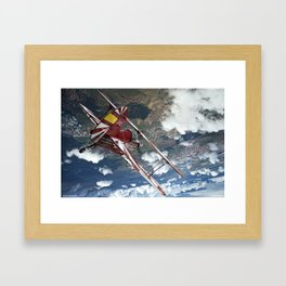 Pitts Special Framed Art Print