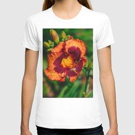 Daylily Garden III T-shirt