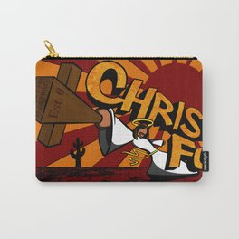 Christ Fu - Love Thy Unconscious Enemy Carry-All Pouch