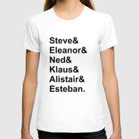 steve zissou T-shirts featuring Team Zissou by Summie520