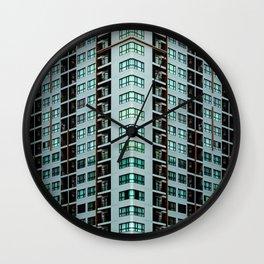 Vertical residential Wall Clock