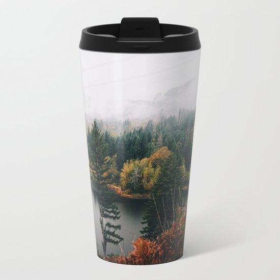 Gillette Lake Metal Travel Mug