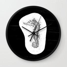 PHILIPP MARTINS SEAHORSE Wall Clock