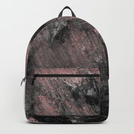 Remains of a Meditating Monk Backpack