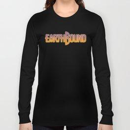 Earthbound Title Screen Long Sleeve T-shirt