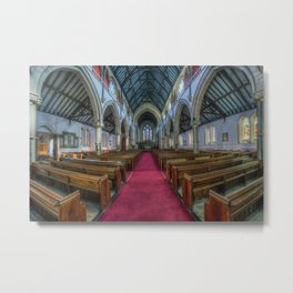 Faith Of Our Fathers  Metal Print