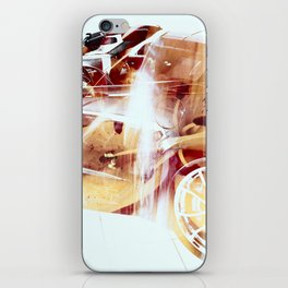 """""""Her Name Is Vette, And She Not Little"""" iPhone Skin"""