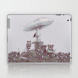 Rain of Spores Laptop & iPad Skin