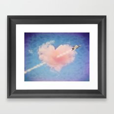 CUPIDS ARROW 21st CENTURY - 038 Framed Art Print