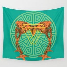 Sempiternal Explorer Wall Tapestry