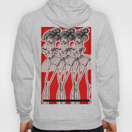 Red Revolution Hoody