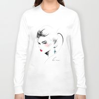 gem Long Sleeve T-shirts featuring Gem by emametlo