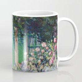 Monet's Door — Giverny, France Coffee Mug
