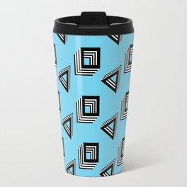 Basic shapes Travel Mug