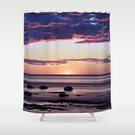 Under the Storm Shower Curtain