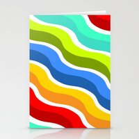 bacon Stationery Cards featuring Bacon by Roberlan Borges