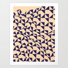 Mill Cream — Matthew Korbel-Bowers Art Print