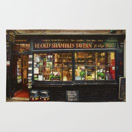 Ye Old Shambles Tavern Rug