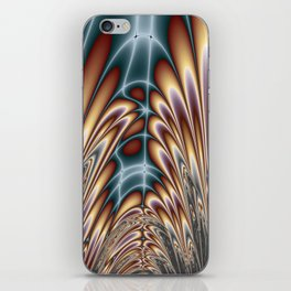 Fractal Cathedral iPhone Skin