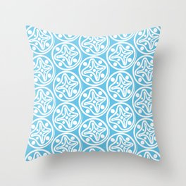 Abstract_1 Throw Pillow