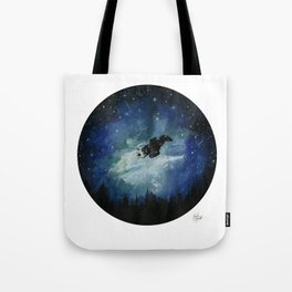 No power in the verse' can stop me now Tote Bag