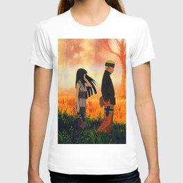 naruto and hinata T-shirt