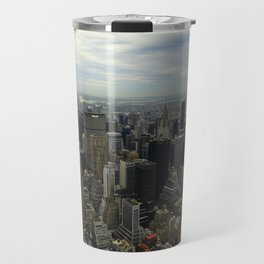 CityScape: NYC Travel Mug