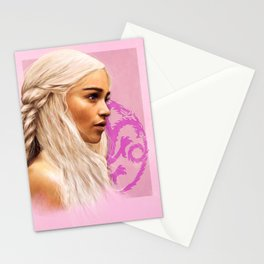 Dany painting Stationery Cards