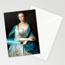 Ye Olde Glowstick V Stationery Cards