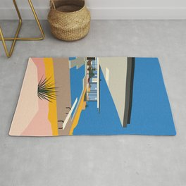 The Stahl House Rug