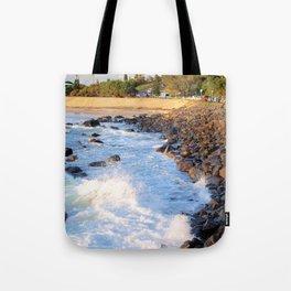 Duranbah Beach Tote Bag