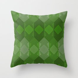 Op Art 93 Throw Pillow