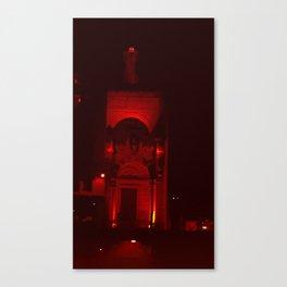 Urban Scare Canvas Print