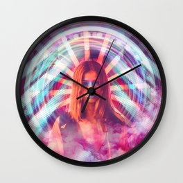 Visitor Wall Clock