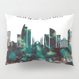 Johor Bahru Skyline Pillow Sham