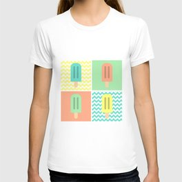 Juicy Summer Popsicles T-shirt