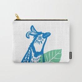 La Urraca Azul Carry-All Pouch